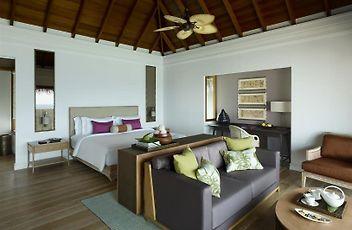 Dusit Thani Maldives Hotel Baa Atoll Book Hotel In Baa Atoll